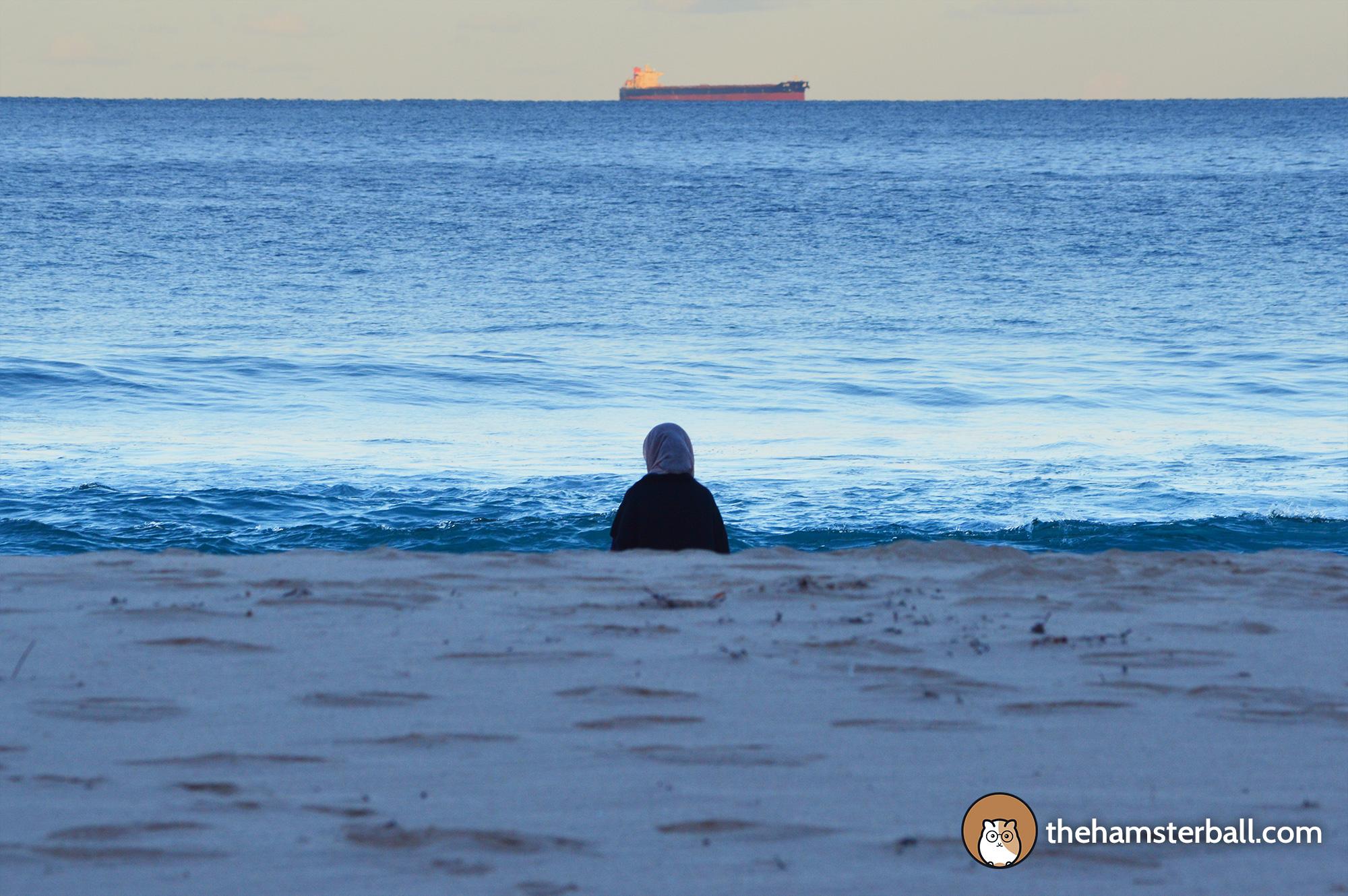 Austinmer Beach, Wollongong, Australia
