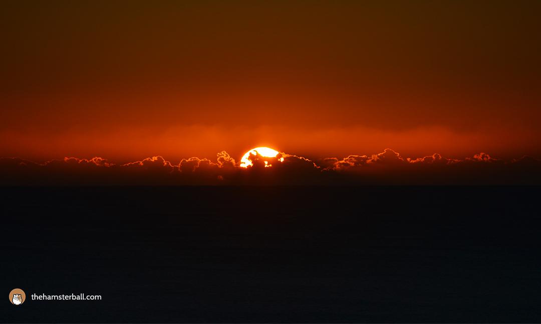 Sunrise, Smoky Cape Light House, South West Rocks, Australia